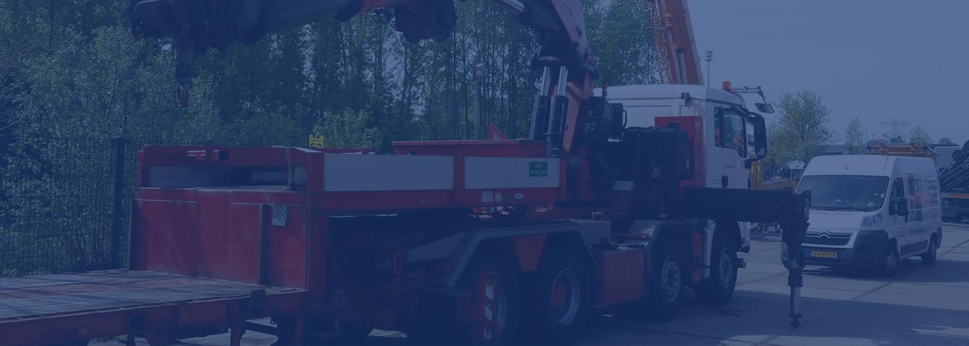 hydraulische service van HSDO