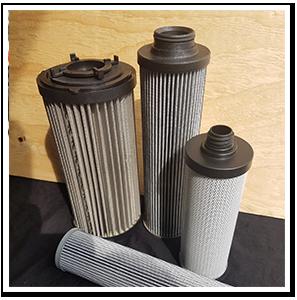 Autolaadkraan-Filters